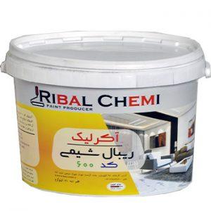 رنگ آکرلیک ریبال شیمی