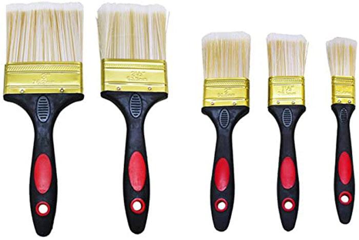 قلم مو برای نقاشی ساختمان