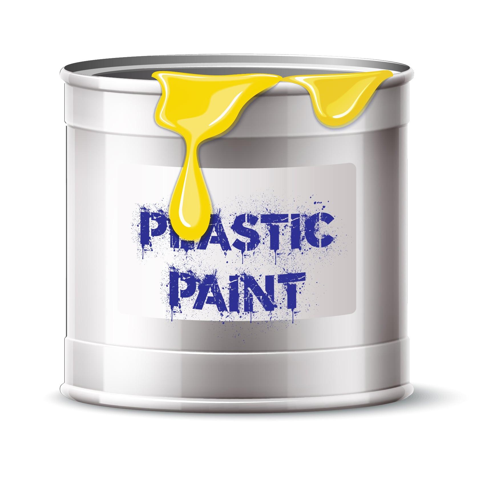 رنگ پلاستیک